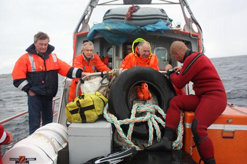 21 juin 2012 exercices de plongée des pompiers de quimper